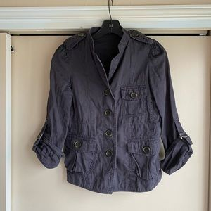Marc by Marc Jacobs Cotton Utility Jacket Size 4